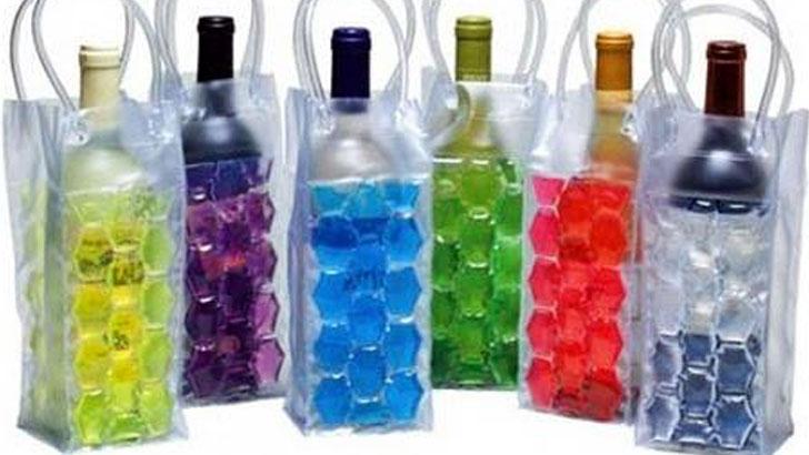 ワインやシャンパンを冷たいまま持ち運べる「goCool bag」