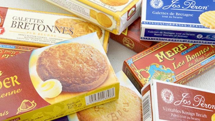 フランス発!厳選素材と伝統レシピで作る、バターたっぷり濃厚クッキー