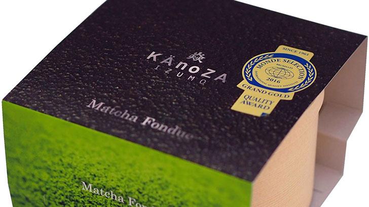 【カノザ(KAnoZA)抹茶フォンデュ】濃厚クリームとサクサク生地が絶品