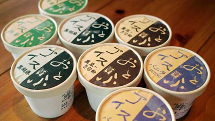 【京とうふ藤野】豆乳の風味漂う、さっぱりとした和のアイスクリーム