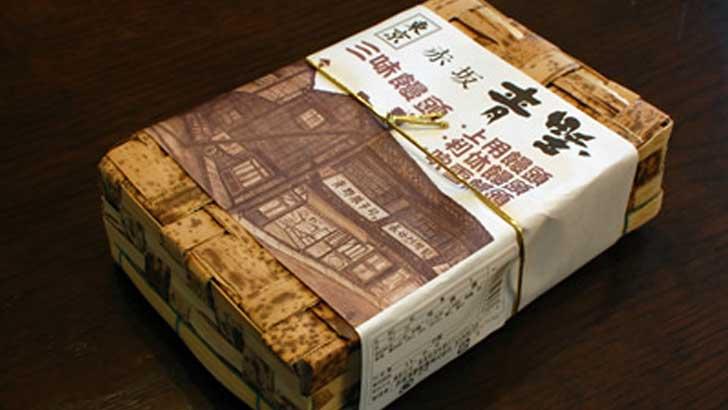【赤坂青野】上用饅頭、利久饅頭、吹雪饅頭の三味饅頭