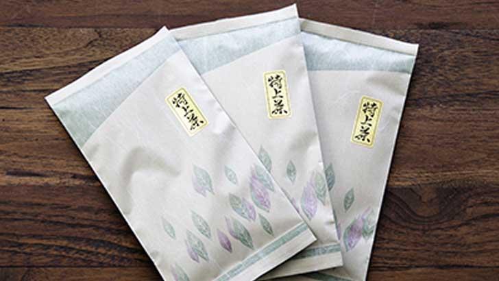 【石川製茶】和菓子をつまみながらほっこりしたい、手づくり・無添加の特上茶