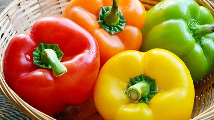 パプリカ~食卓を鮮やかに彩る肉厚の甘い夏野菜