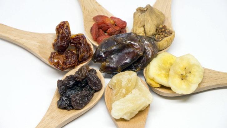 保存性・栄養価に優れ料理の幅も広げるドライフルーツ