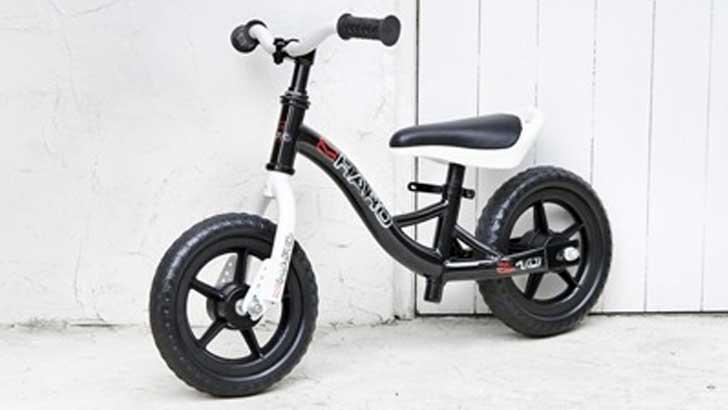 子ども用自転車~初めての自転車」をかっこよくカスタム