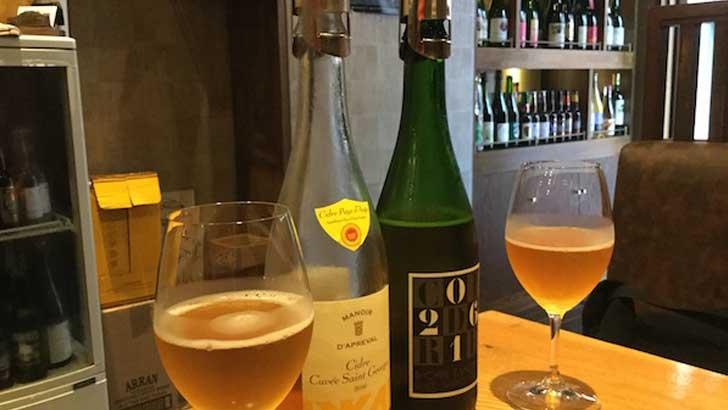 ワインを嗜む人の間で話題のリンゴのお酒「シードル」をご存じですか?