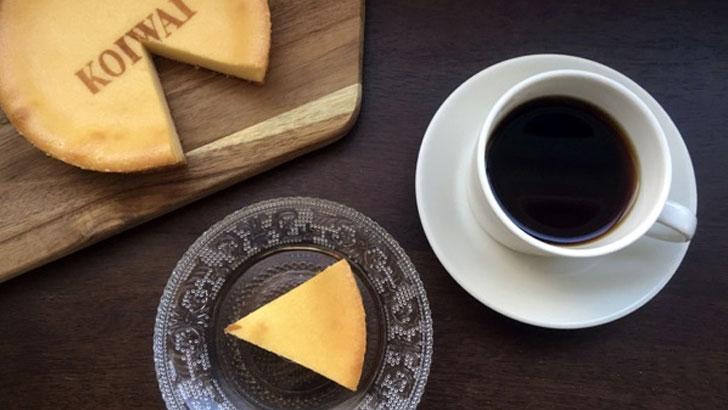 【小岩井農場】リピートしたくなるチーズケーキセット