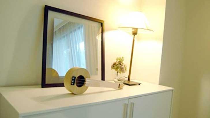 南風ワクレレ(大)~手作り楽器のウクレレ組立キット