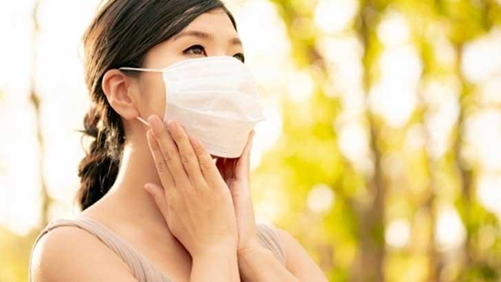 冬のマスクスプレー~香りで快適、風邪などの予防にも~