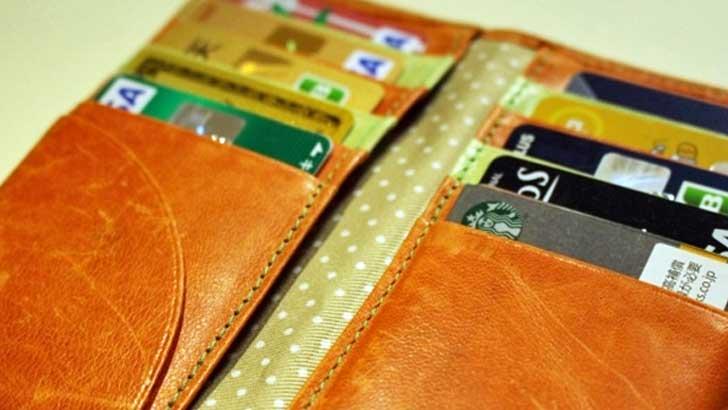 クレジットカードを断捨離して財布も家計もすっきり!