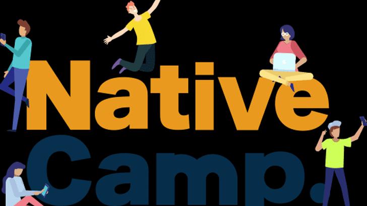 『Native Camp』で楽しく気軽にオンライン英会話