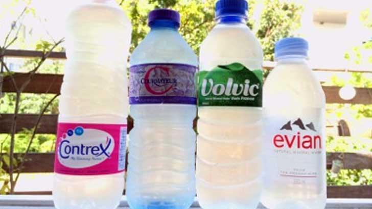毎日飲む水で、体に必要なミネラルを補いましょう