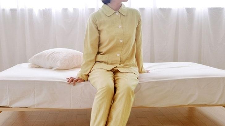 吸湿発散性に優れた自然素材の寝具で夏を快適に
