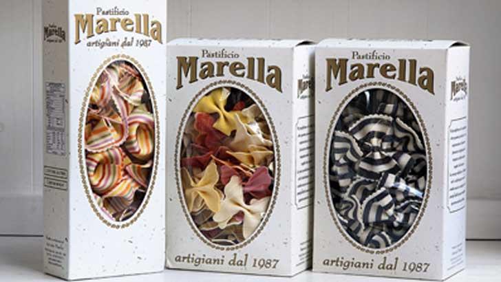 【マレーラ】カラフル&かわいいパスタで食卓をグレードアップ