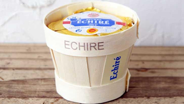フランスA.O.P.発酵バター「エシレ(ÉCHIRÉ)」の最高品質を味わう!