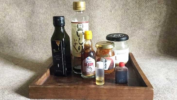 勿体ない・無駄にしない…冷蔵庫の奥に眠る調味料を使い切る!