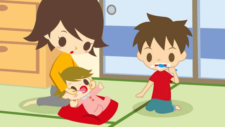 子どものイヤイヤをなくすアイデア~ここがポイント!子どものやる気を出すコツ