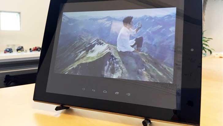 タブレットやスマートフォンでテレビを楽しむ/I-O DATA iPhone/Android対応 ワイヤレスワンセグチューナー