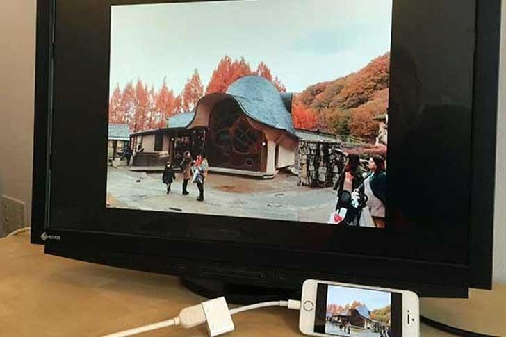 スマートフォンで撮った写真をTVに写して楽しむ手順を「iPhoneとAndroid」別に解説します。