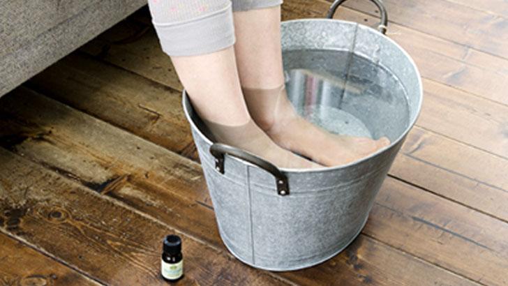 足浴(フットバス)