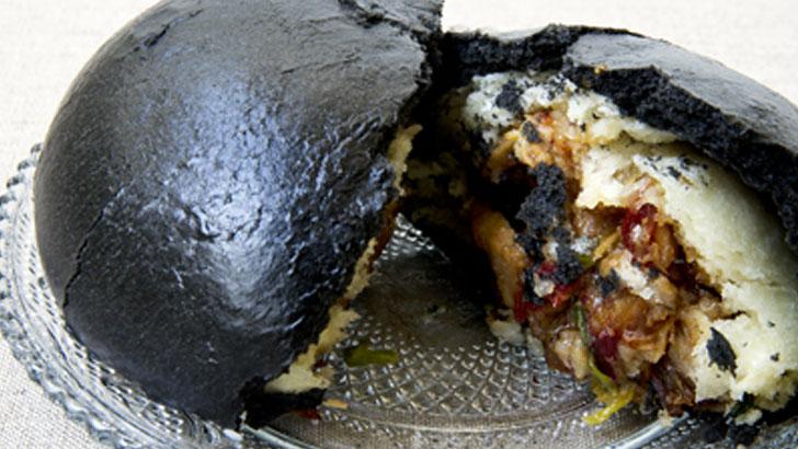 江戸清:炭焼叉焼包