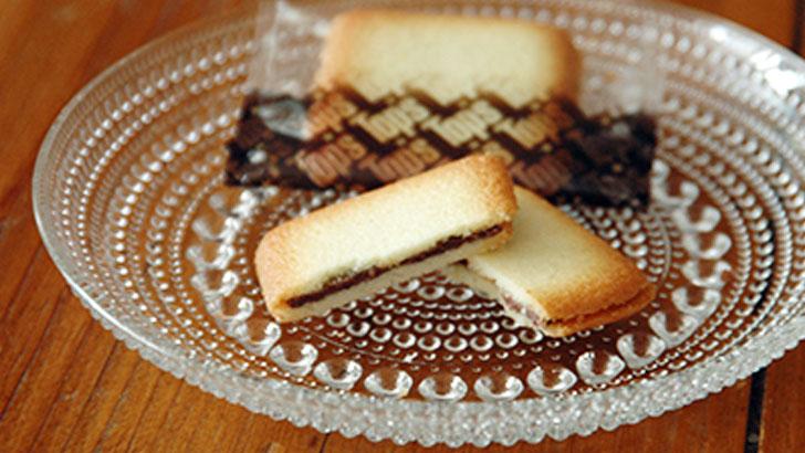 ラングドシャ バタークッキー