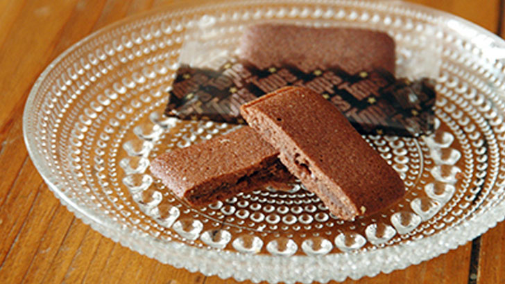 ラングドシャ チョコレートクッキー