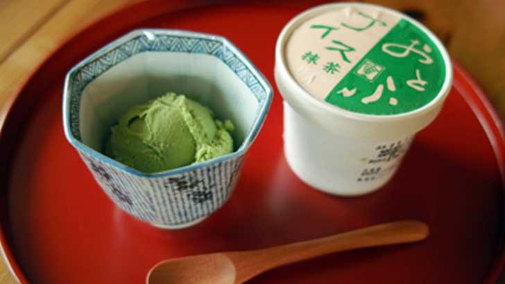 京とうふ藤野 抹茶
