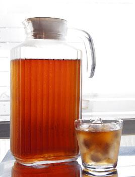 新潟の天然温泉水「神立の水」でほうじ茶