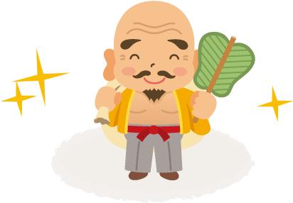 七福神|布袋尊(ほていそん)