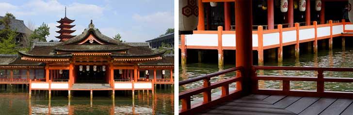嚴島(いつくしま)神社